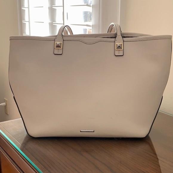 Rebecca Minkoff Handbags - REBECCA MINKOFF|| TAN TOTE BAG